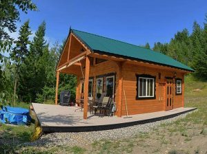 Toms cabin