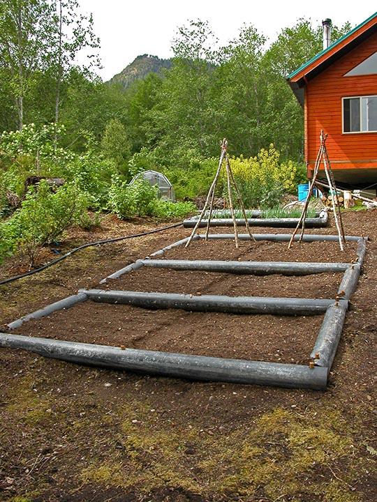 Terracing The Garden Storytelling