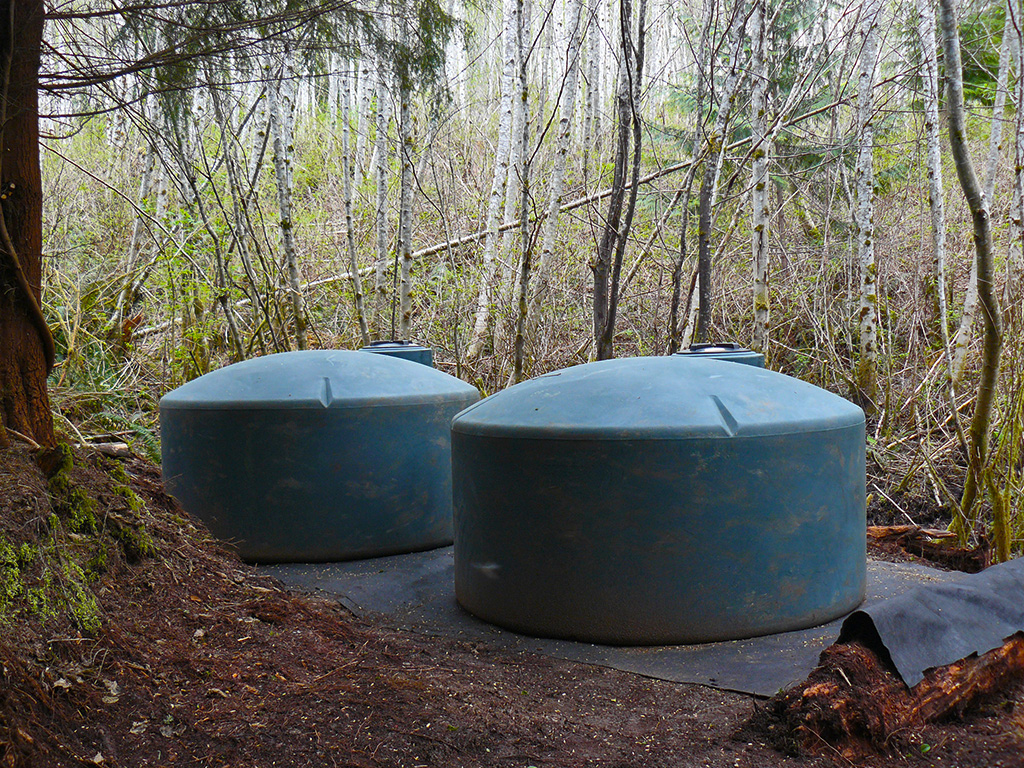The Saga of Water Storage Tanks