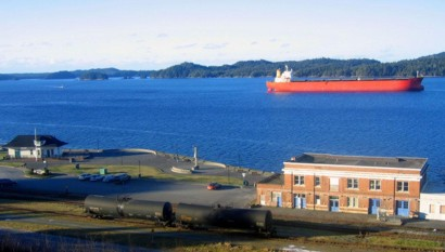 Prince Rupert Harbour