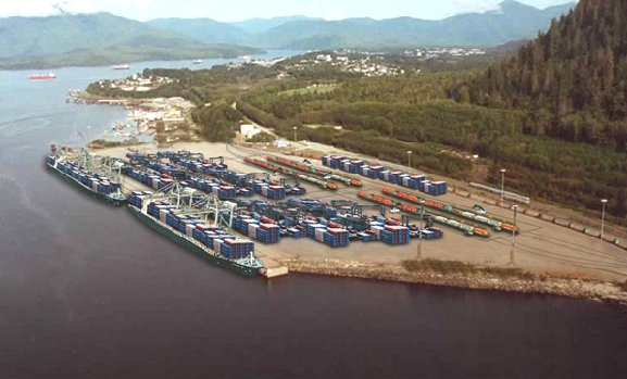 Fairview Container Port Expansion Project
