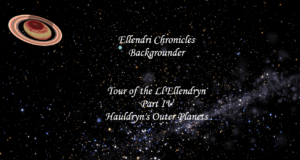Book Cover: Ellendri Chronicles Backgrounder Part 4