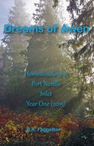 Book Cover: Dreams of Awen