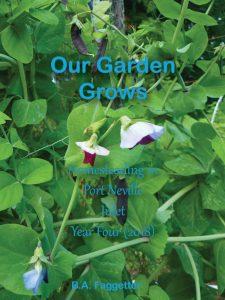 Book Cover: Our Garden Grows